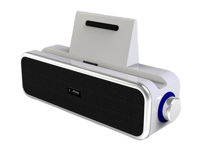 i-ON iS-2009 Mini Bar Speaker Dock for iPod, iPhone & iPad