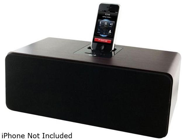 iLive ISP500CW 2.1-Channel Speaker System for iPhone/iPod