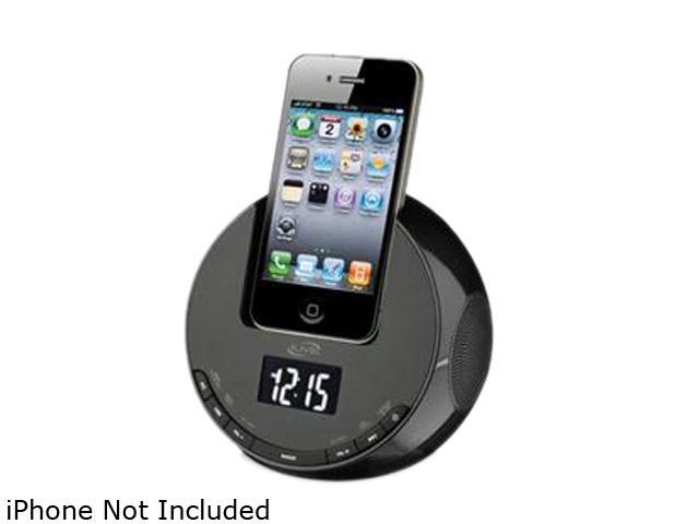 iLive Clock Radio for iPod and iPhone ICP101B