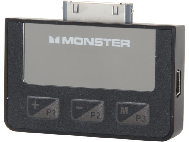 Monster Cable iCarPlay FM Transmitter 133243