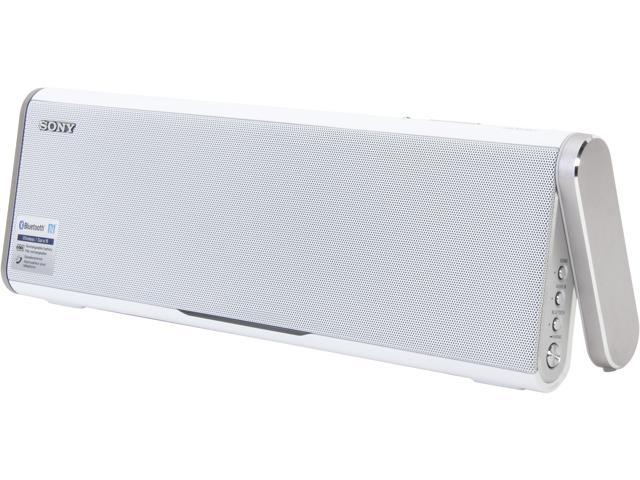 Sony SRS-BTX300/WHT Bluetooth Wireless Speaker