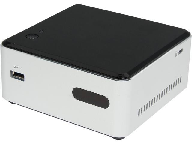 Intel BOXDN2820FYKH0 1 x 204Pin SO-DIMM Intel HD Graphics Integrated by CPU Mini / Booksize Barebone System