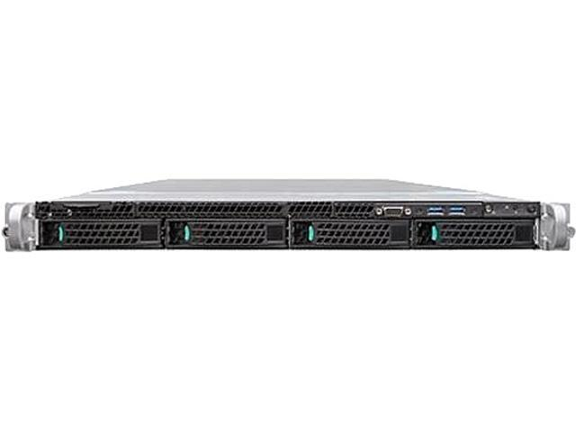 Intel Server System R1304WTTGS Barebone System - 1U Rack-mountable - Socket R3 (LGA2011-3) - 2 x Processor Support