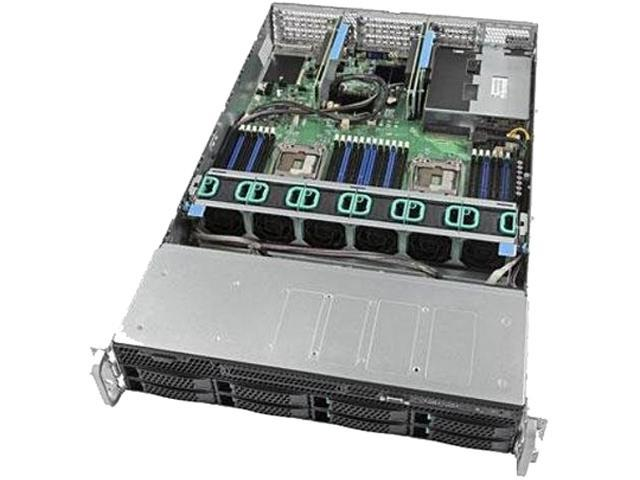Intel Server System R2308WTTYS Barebone System - 2U Rack-mountable - Socket R3 (LGA2011-3) - 2 x Processor Support