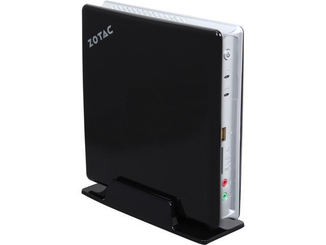 Zotac ZBOX-ID86-U Intel NM10 2 x 204Pin SO-DIMM NVIDIA GeForce GT610 Mini / Booksize Barebone System