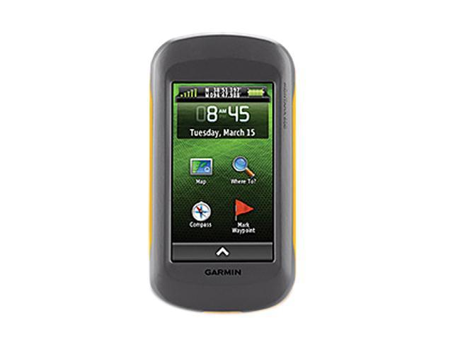 "GARMIN Montana 600 4.0"" GPS Navigation"