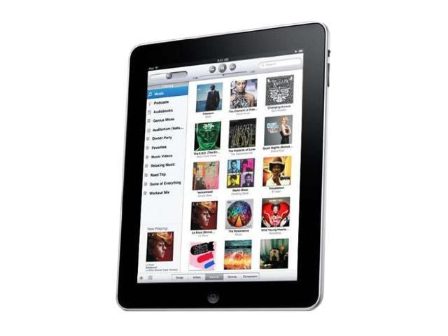 Apple iPad MB292LL/A Apple A4 16GB Flash 9.7