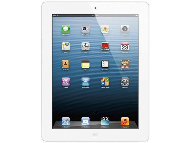 Apple iPad with Retina Display 4th Gen (32 GB) with Wi-Fi - White - Model # MD514LL/A