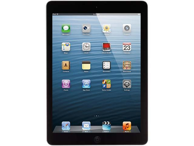 Apple iPad Air Apple A7 1GB Memory 128GB 9.7