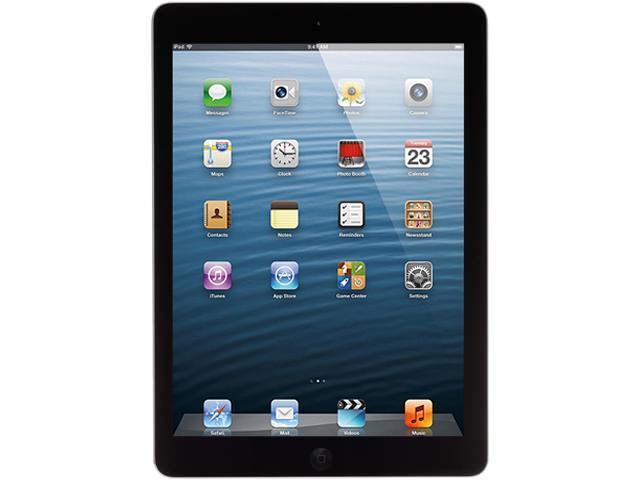 Apple iPad Air Apple A7 1GB Memory 128GB 9.7