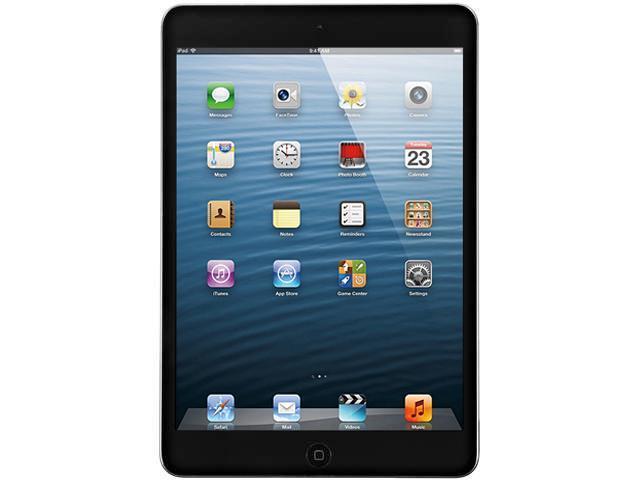 Apple iPad Mini 2 Retina Display 16GB WiFi Touchscreen Tablet - Space Gray ME276