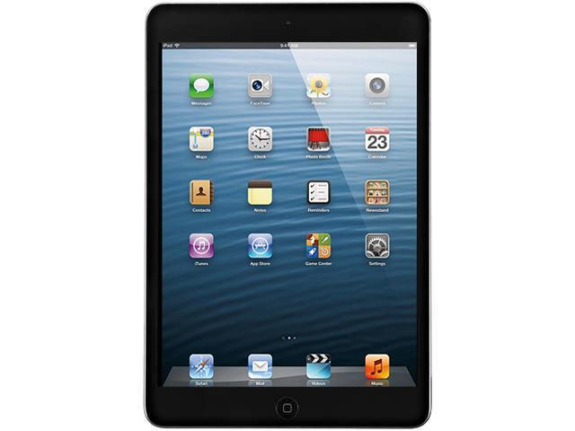 "Apple Mini ME278LL/A 64 GB 7.9"" iPad Mini With Wi-Fi - White & Silver"