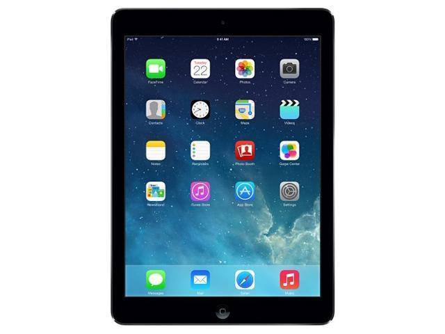 Apple iPad Air MD785E/A Apple A7 1GB Memory 16GB 9.7