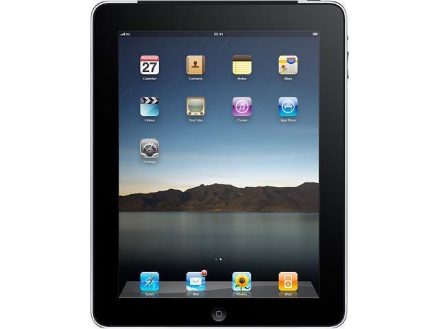 Apple - 64GB iPad One, AT&T 3G + Wi-Fi MC497LL/A (GRADE-B)
