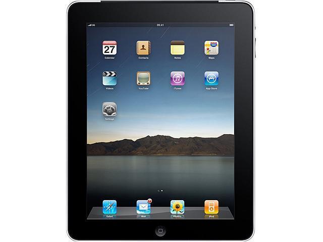 Apple 64GB iPad (1st Gen) Wi-Fi + AT&T 3G, MC497LL/A (GRADE A)