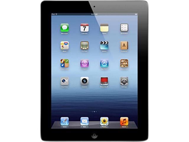 Refurbished iPad with Wi-Fi + Cellular 32GB - Black - AT&T (3rd generation)