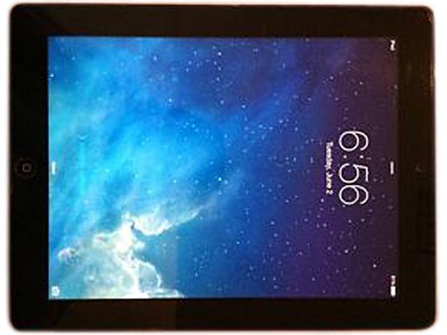 REFURBISHED Apple MC707LL/A iPad 3 Tablet 64GB w/WiFi-Black 90 day warranty GRADE B