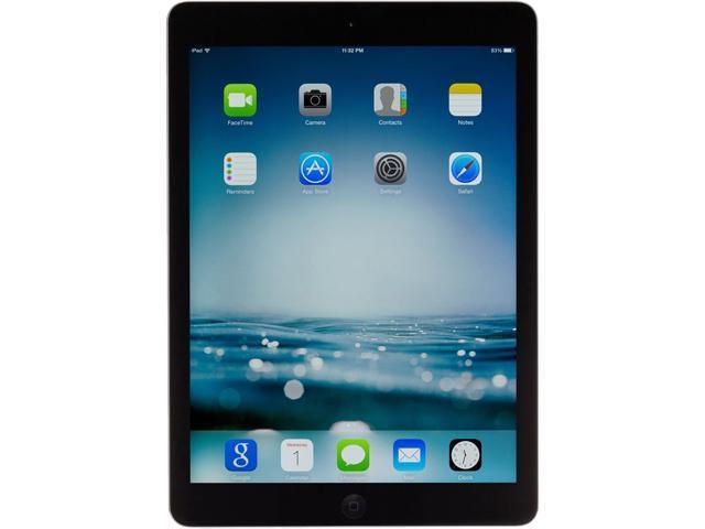 Apple iPad Air Apple A7 1GB Memory 32GB 9.7