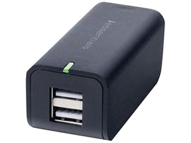 Digipower IE-ACP-2U Mizco AC Adapter 5 V DC for iPad Black