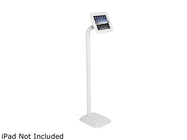 Griffin GC35308 Kiosk Floorstand Mount for iPad, iPad 2 and The New iPad White