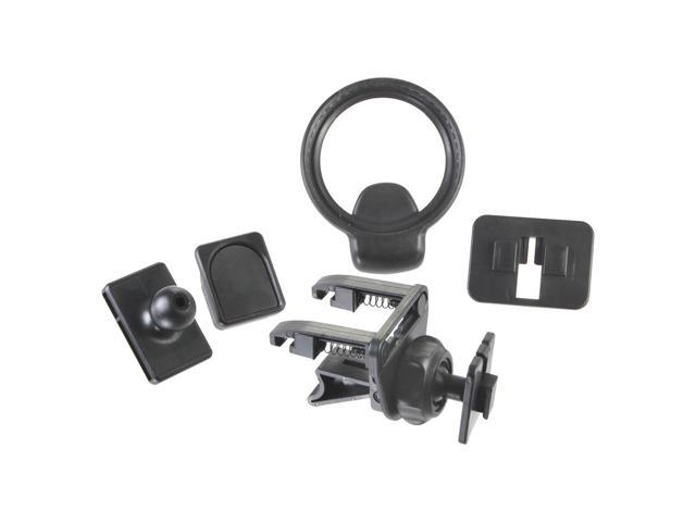bracketron GVM-207-BL GPS Vent Mount with GPS Adapters