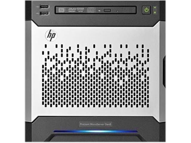 HP ProLiant MicroServer Gen8 E3-1220Lv2 8GB-U B120i LFF 4x1TB Server/S-Buy 783959-S01