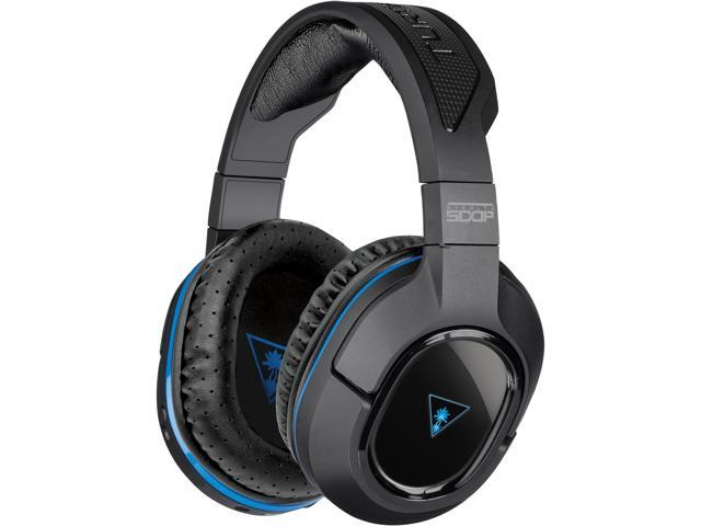 Turtle Beach Ear Force Stealth 500P Premium Fully Wireless Gaming Headset for PS4, PS3, & Mobile Devices