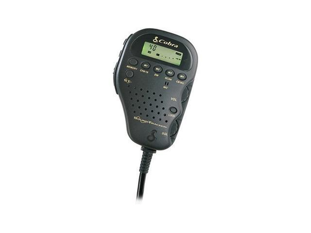 Cobra 75 WX ST Compact/Remote Mount CB Radio with SoundTracker and NOAA Weather
