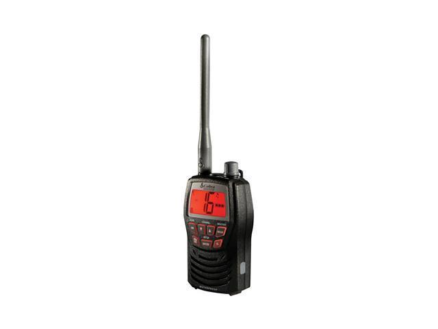 Cobra MRHH 125 3 Watt Waterproof Handheld VHF Radio