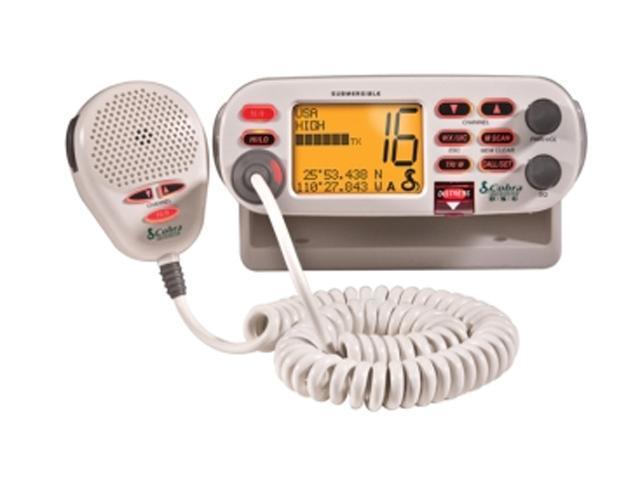 Cobra MR F75-D Marine Radio