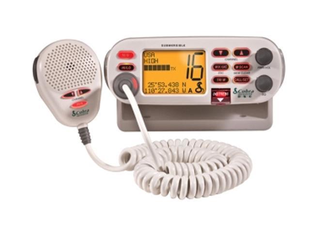 Cobra MR F75B-D Marine Radio
