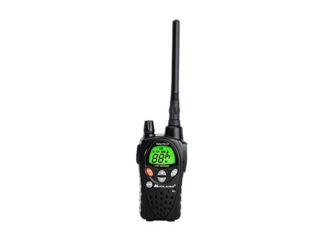 MIDLAND Nautico 3 5 Watt VHF Marine Radio Value Pack