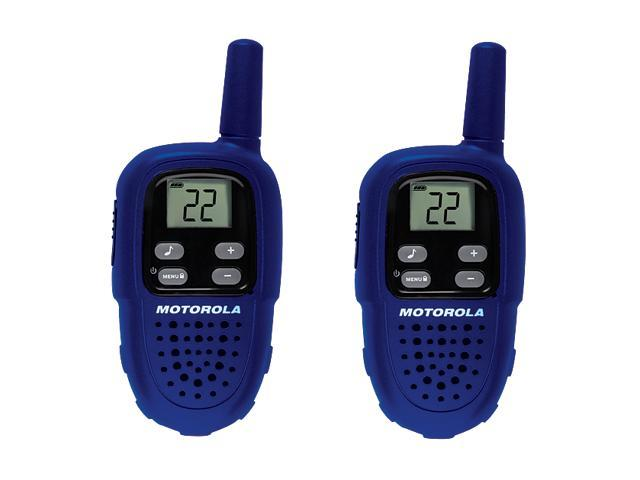 MOTOROLA FV300 Talkabout GMRS/FRS 2-Way Radio with 10-Mile Range