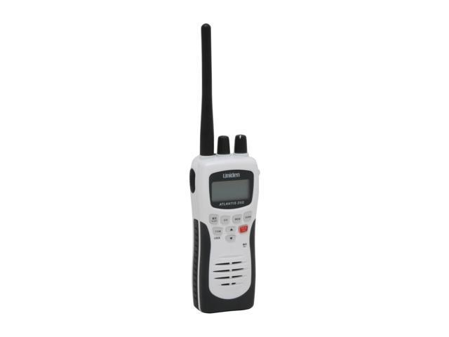 Uniden ATLANTIS-250G Handheld Two-Way VHF Marine Radio
