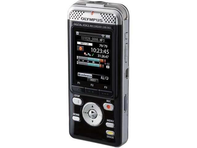 Olympus DM-901 4GB Digital Voice Recorder