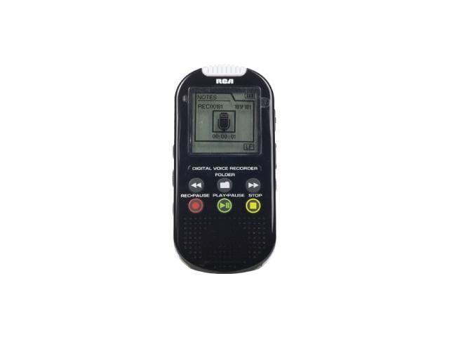 RCA 4GB Digital Voice Recorder