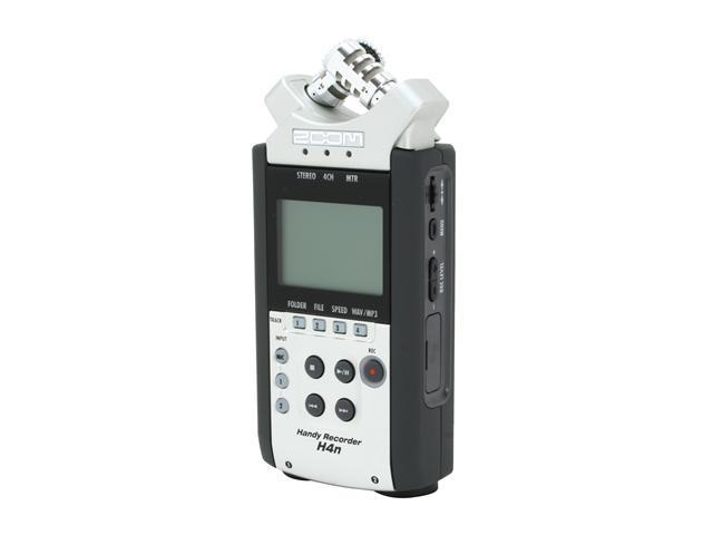 Zoom H4N USB PC Interface Handy Portable Digital Recorder