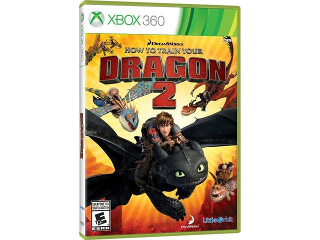 How To Train Your Dragon 2: The Video Game Xbox 360