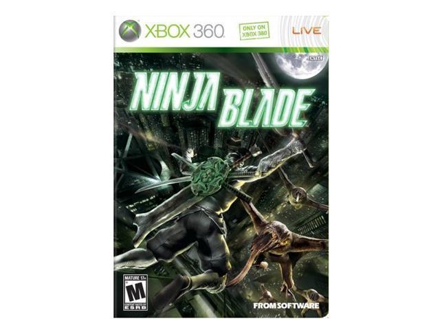 Ninja Blade Xbox 360 Game