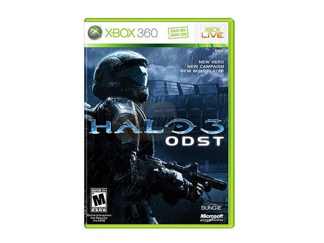 Halo 3: ODST Xbox 360 Game