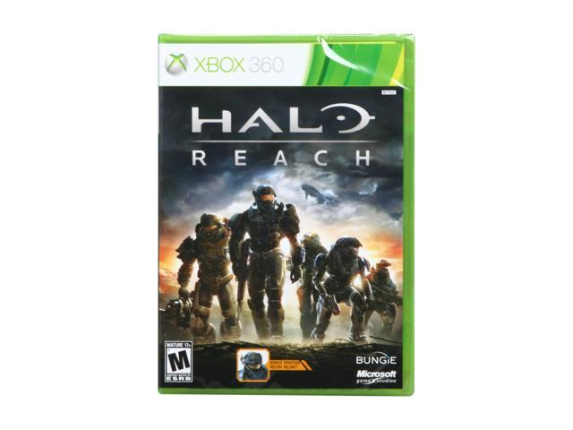 Halo: Reach Xbox 360 Game