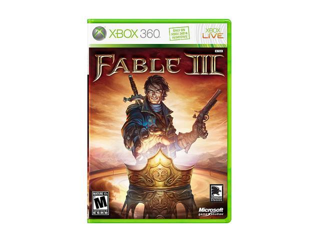 Fable 3 Xbox 360 Game