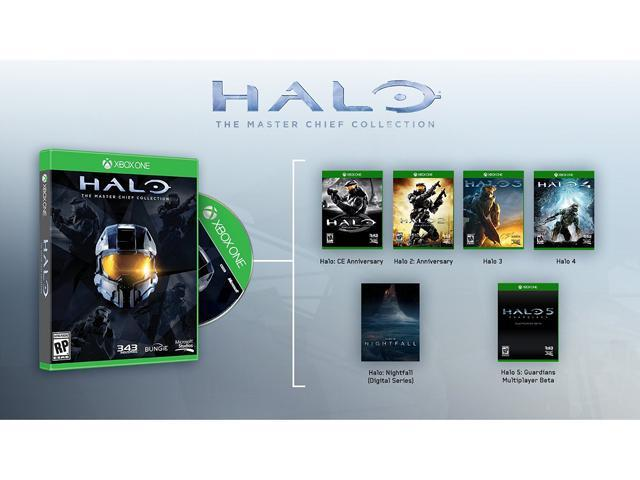 Halo: The Master Chief Collection Xbox One