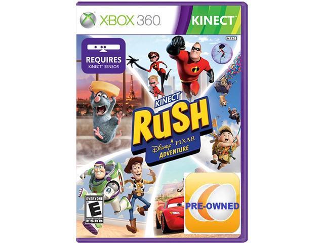 Pre-owned Kinect Rush: A Disney Pixar Adventure Xbox 360