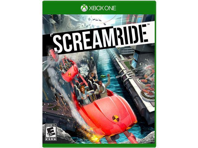 Scream Ride Xbox One
