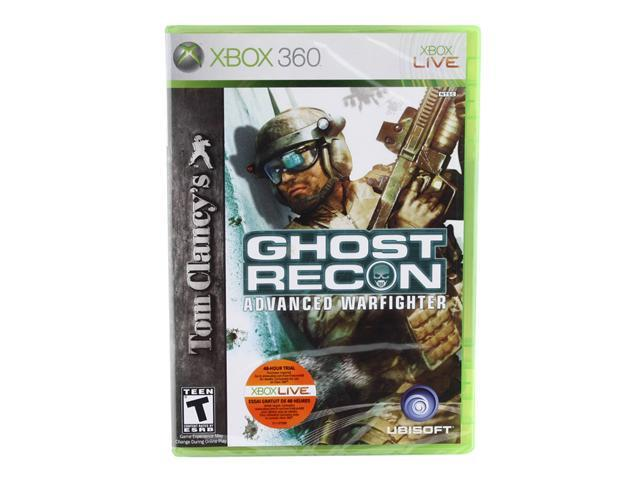 Ghost Recon Advanced Warfighter Xbox 360 Game