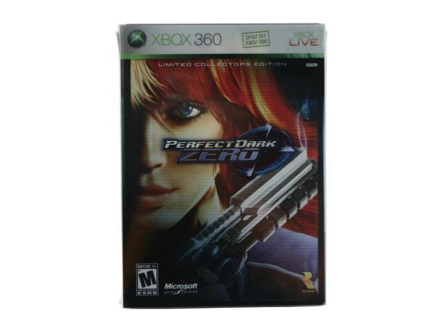 Perfect Dark Zero Limited Collectors Edition Xbox 360 Game