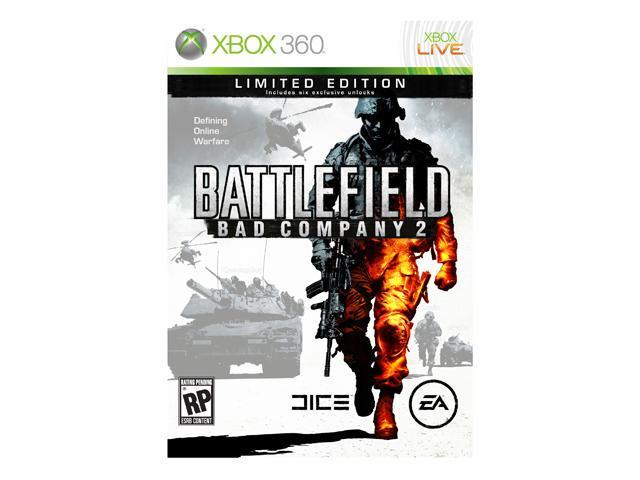 Battlefield Bad Company 2 Limited Edition Xbox 360 Game