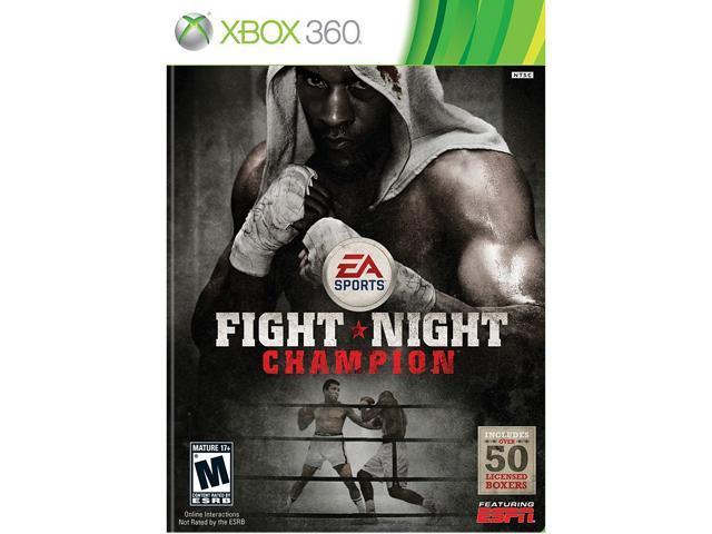 Fight Night Champion Xbox 360 Game