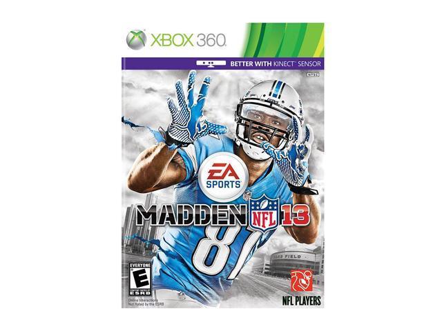 Madden 2013 Xbox 360 Game